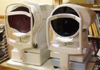 左:OPD-Scan 右:ウェーブフロントアナライザー